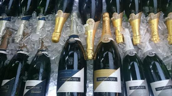 kreinbacher budavári borfesztivál pezsgő