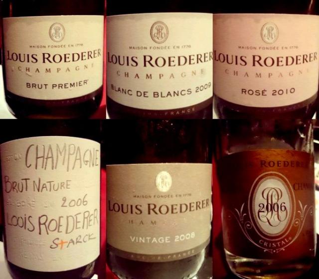 champagne buddha-bar kóstoló alfred gratien louis roederer cristal