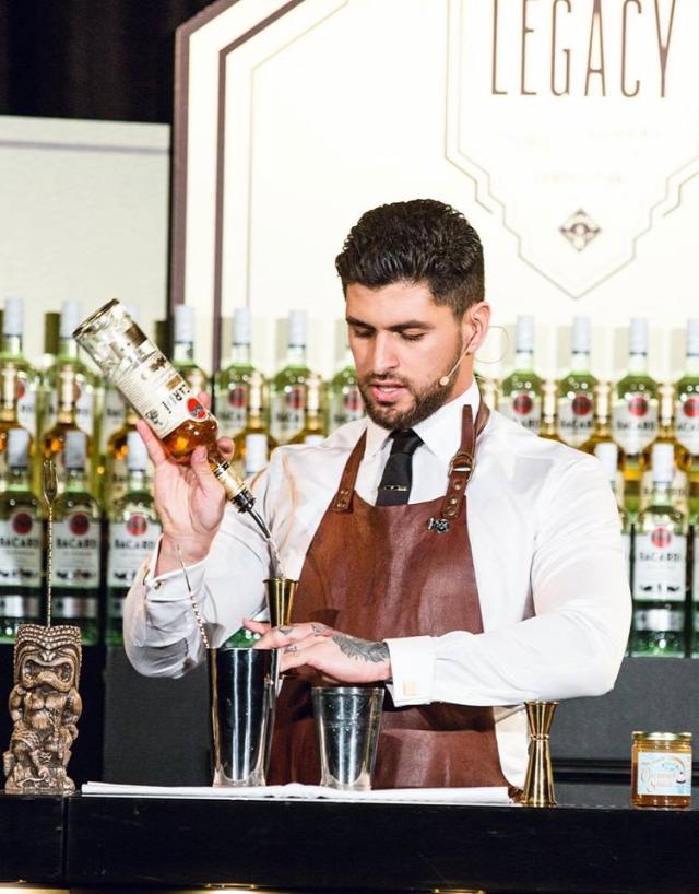 rum carousel receptúra moe aljaff schök norbert gózon péter good spirit bacardi