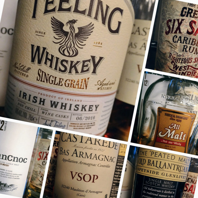 whiskynet kóstoló nikka ancnoc teeling castarede six saints old ballantruan jura ian macleod clynelish berry bros and rudd glencadam tobermory wilson and morgan mortlach douglas laing caol ila gordon and macphail whisk(e)y scotch whisky rum armagnac japanese whisky