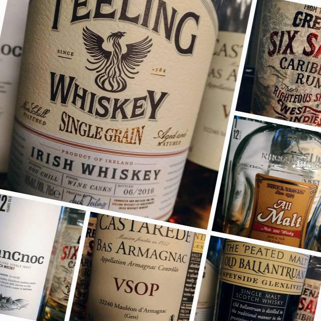 whiskynet kóstoló nikka ancnoc teeling castarede six saints old ballantruan jura ian macleod clynelish berry bros and rudd glencadam tobermory wilson and morgan mortlach douglas laing caol ila gordon and macphail whisk(e)y scotch whisky japanese whiskye irish whiskey rum armagnac