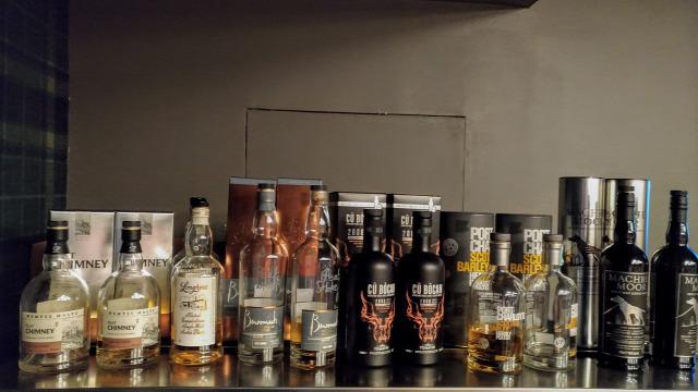 kóstoló whisk(e)y peat chimney longrow benromach tomatin port charlotte arran koval woodford reserve blantons lord elcho ardbeg bourbon whiskey skót whisky whiskynet goodspirit