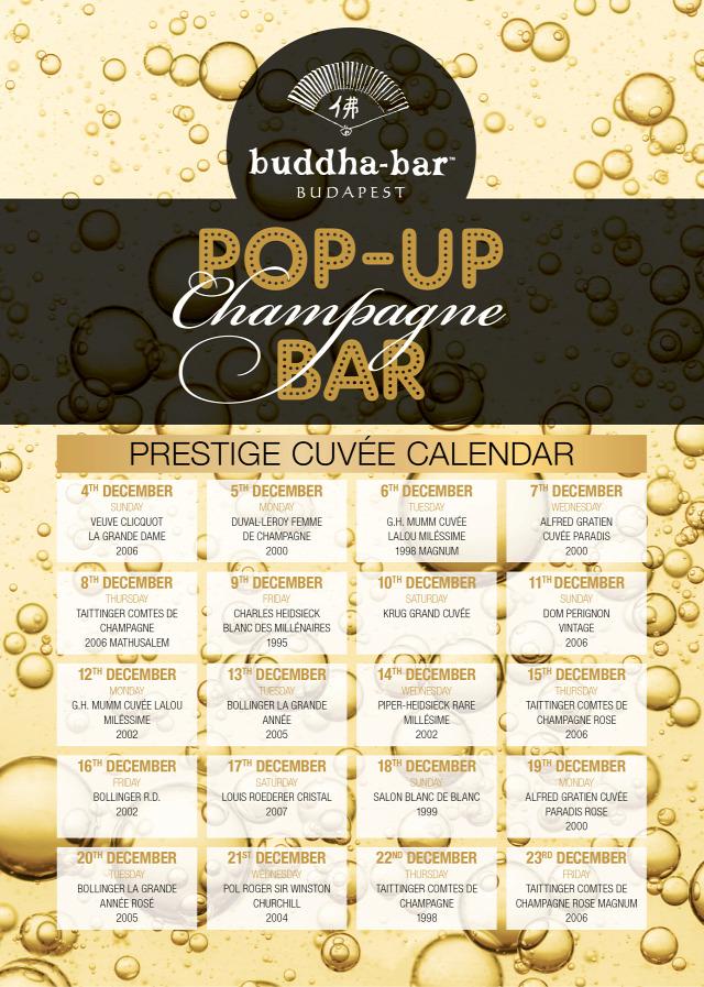 buddha-bar champagne