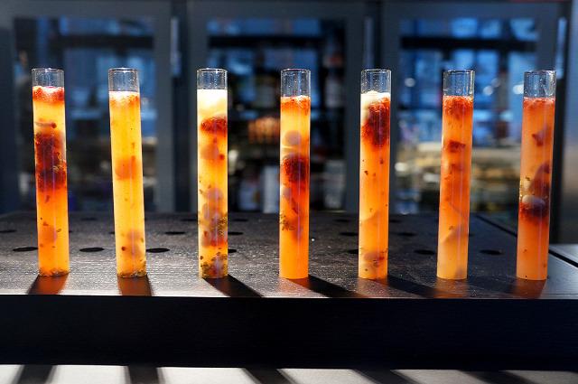 kerersztes ferenc huszák zoltán nano molekuláris mixológia