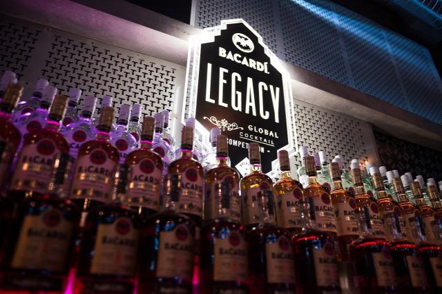 bacardi bacardi legacy rum receptúra gózon péter kalydy gábor péter kocsis tamás sin limites uvas oro ganbatte