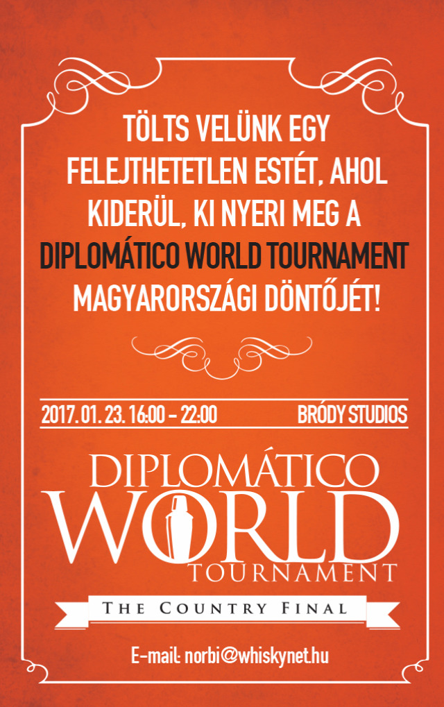 diplomático diplomático world tournament whiskynet
