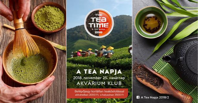 tea a tea napja