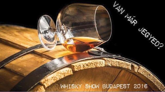 whisky show kovács dávid magyarországi whisky egyesület