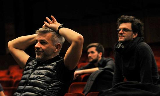 Alföldi Róbert, Hoffer Károly, Gergye Krisztián (fotó: Éder Vera)