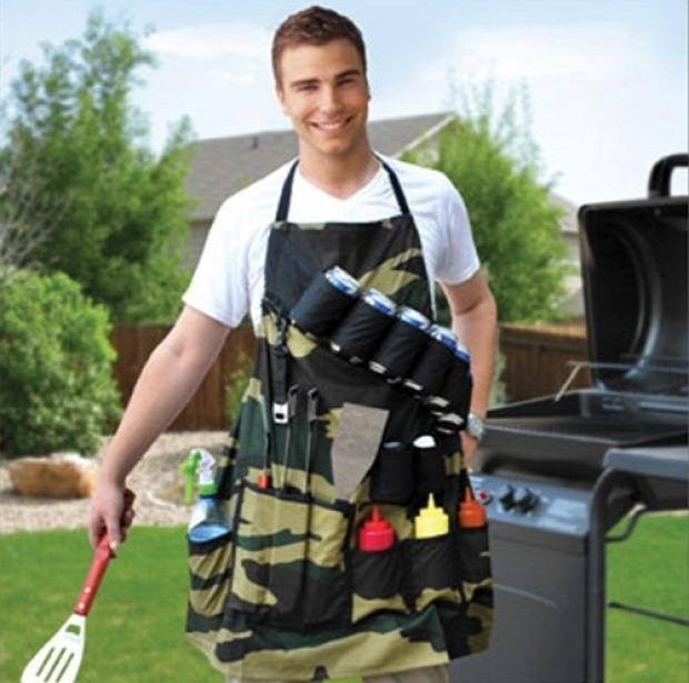 Hétvégi dizájn grill BBQ felszerelés
