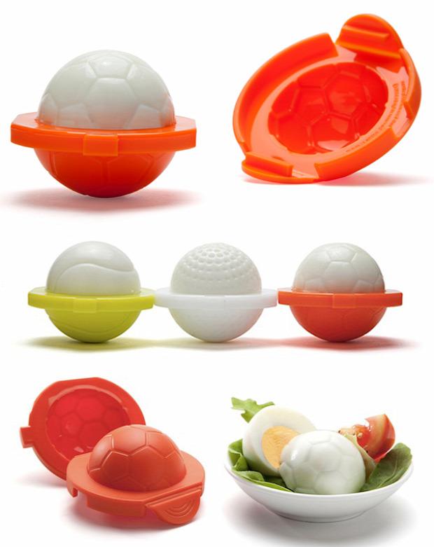 Hétvégi dizájn keménytojás formázó labda foci