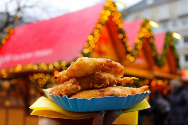 Street Food videó Németország