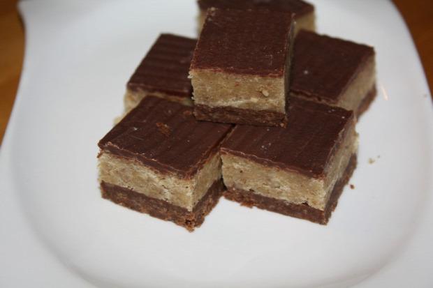 recept sütemény bajadéra keksz dió kakaó gyors