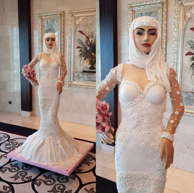dizájn torta esküvői legdrágább gyémánt