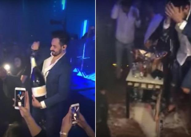 videó bár pezsgő