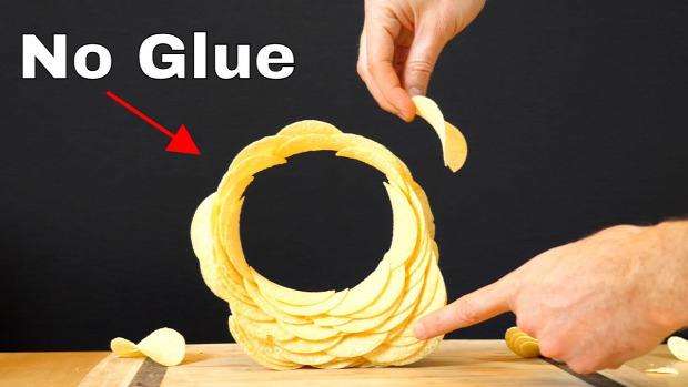 videó játék buli trükk  chips