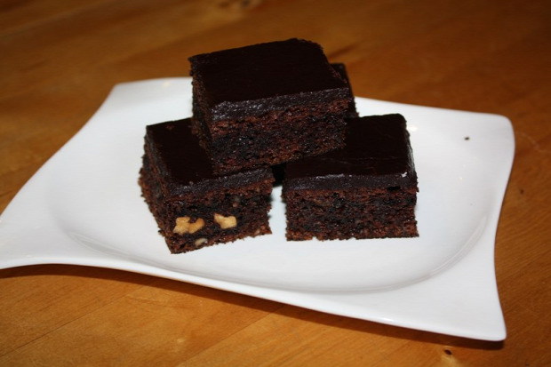 Recept sütemény kakó dió csoki