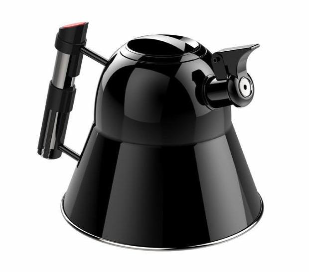 Hétvégi dizájn Dart Vader teafőző