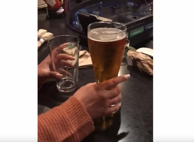 sör pohár korsó