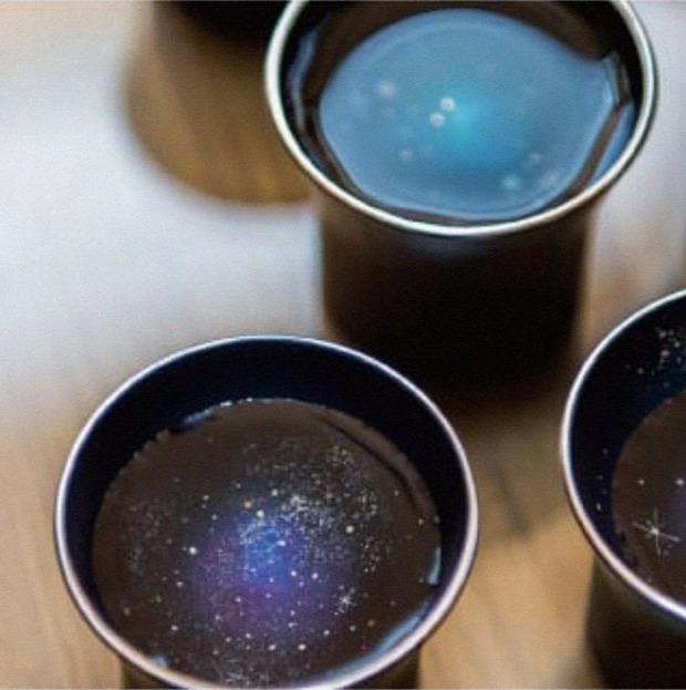 dizájn  csésze csillag galaxis