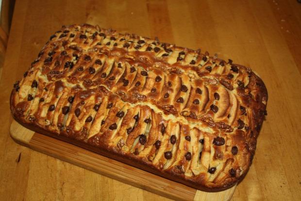 recept sütemény piskóta friss krémsajt gyümölcs csokoládé
