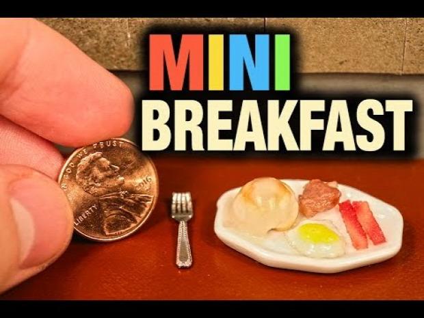 videó mini reggeli készítés