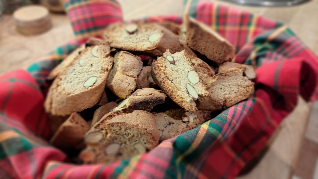 recept édesség sütemény keksz cantuccini cantucci mandula