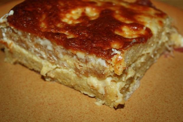 recept melegétel bundáskenyér sütő sült