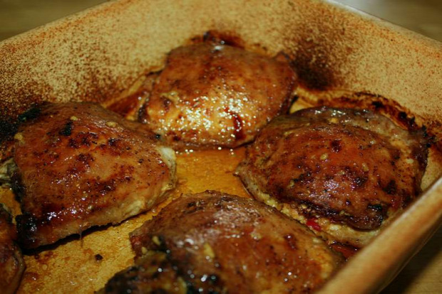 recept főétel melegétel húsétel sült görög karaj zseb