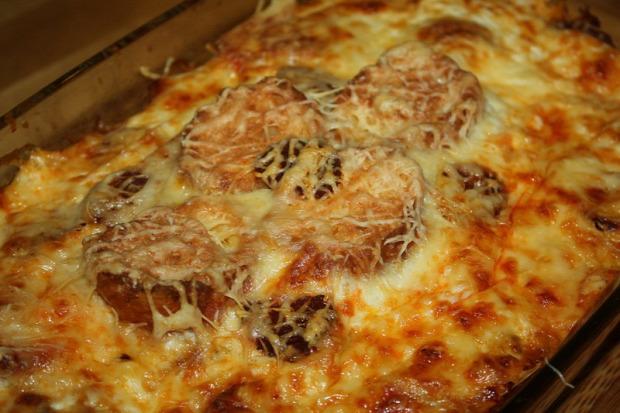 recept főétel melegétel tészta felfújt kolbász tojás sajt