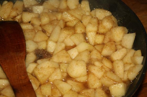 recept édesség köret kísérő párolt téli körte