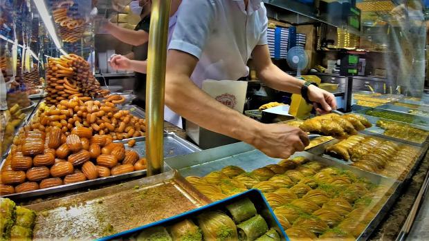 Street Food Isztambul