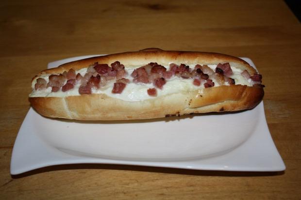 recept szendvics melegétel juhtúró császárhús