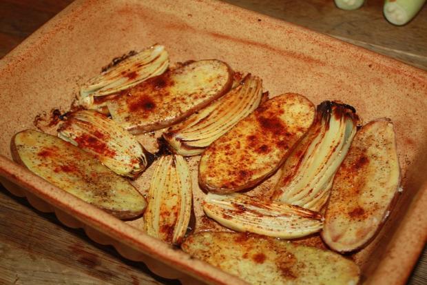 recept melegétel köret krumpli hagyma