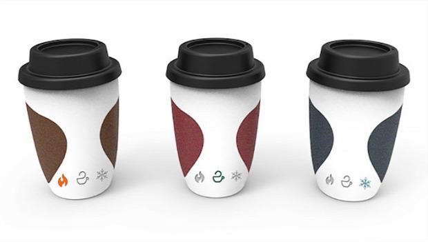Hétvégi dizájn bögre pohár színváltó hőmérséklet