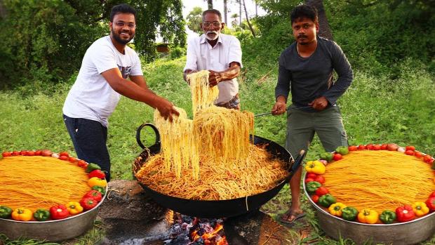 street food street kitchen india tészta nagypap