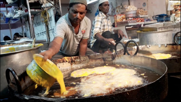 Street Food india Mumbai ramadan
