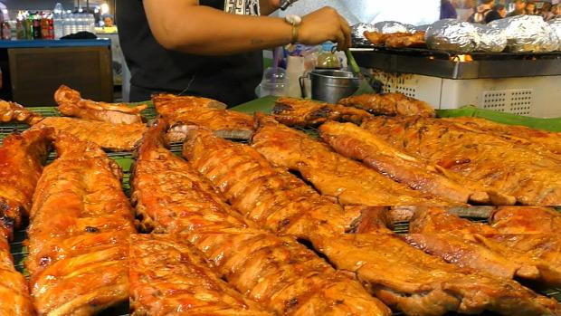 videó street food phuket
