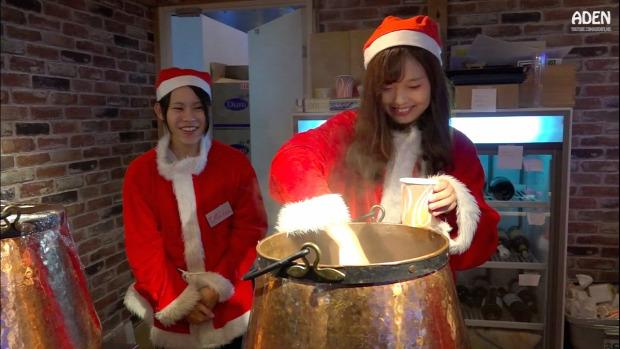 videó street food japán karácsony fukuoka