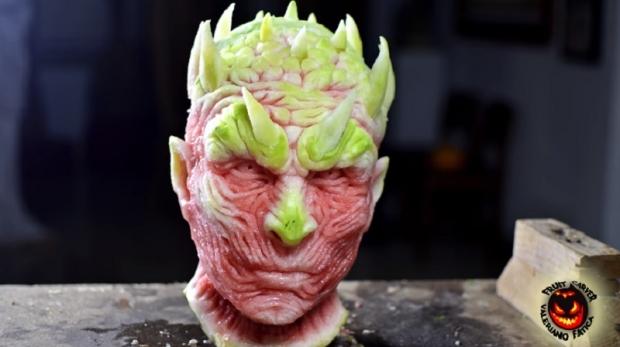 dizájn görögdinnye faragás Trónok harca