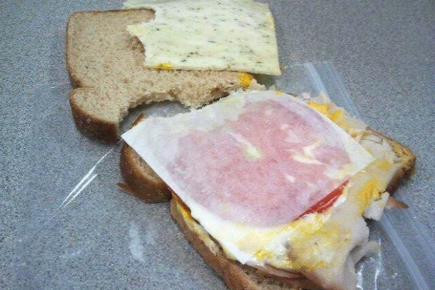 Hétvégi dizájn szendvics