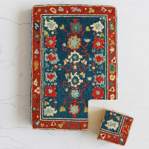 sütemény torta dizájn szőnyeg perzsa