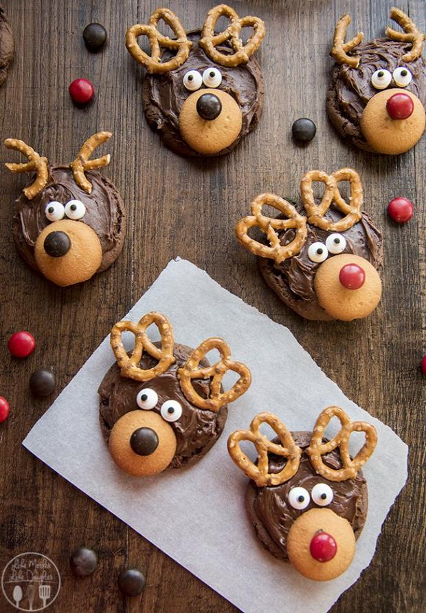 dizájn sütemény karácsony