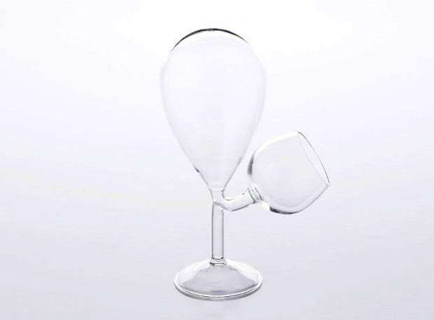dizájn pohár öntöltő