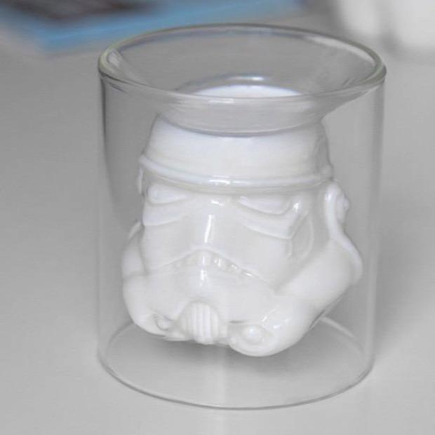 hétvégi dizájn SW Star Wars pohár palack rohamosztagos