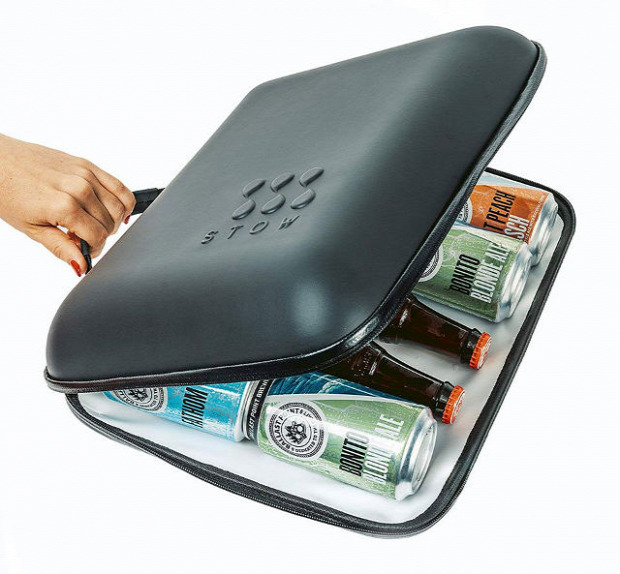 hétvégi dizájn hűtőtáska