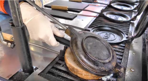 videó street food melegszendvics