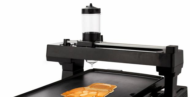 videó palacsinta printer