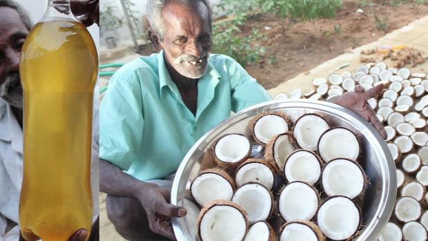 videó kókusz olaj készítés