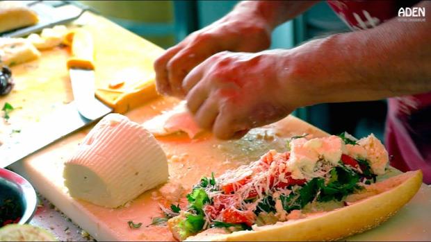 videó olaszország Street Food Szicília